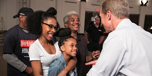 NAACP & Urban Dreams Block Party with Tom Steyer