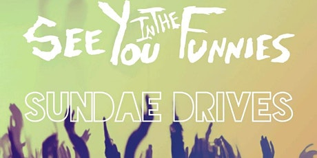 """One Hughes/A.S.O. """"See You In The Funnies"""" """"Sundae Drives"""" tickets"""