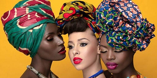 Head Wrapping Party! Learn How To Do Head-Wraps