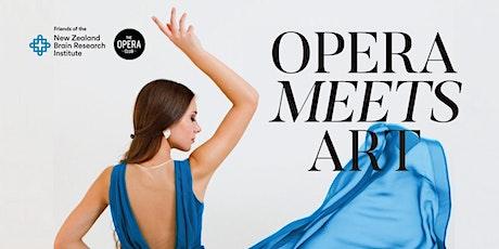 Opera Meets Art 2020 tickets