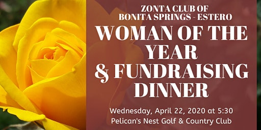 Woman of the Year & Fundraising Event