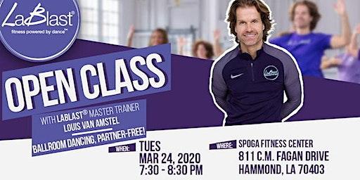 LaBlast Fitness Class with Louis Van Amstel