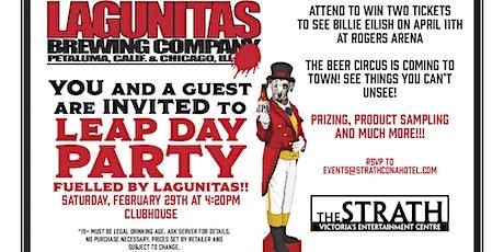 Leap Into Lagunitas tickets