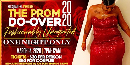 The Prom Do-Over 2020
