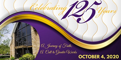 125th Church Anniversary - Zion Baptist Church of Ardmore