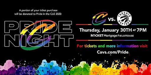 Cleveland Cavs Pride Night