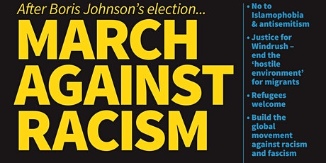 Sheffield transport to UN Anti-Racism Day Demonstration tickets