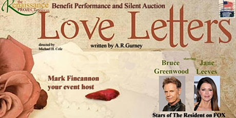 Love Letters benefit performance and silent auction for the theatre tickets