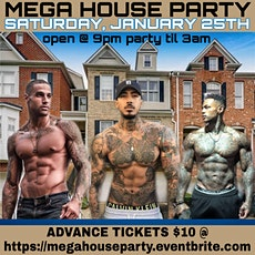 Mega House Party Battle Of The Bands Weekend tickets