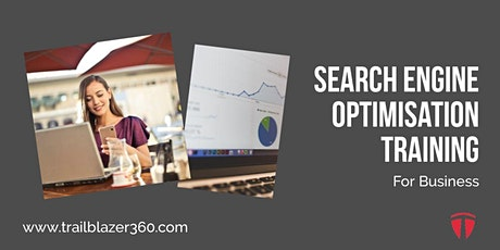 Search Engine Optimisation (SEO) Training for Business tickets