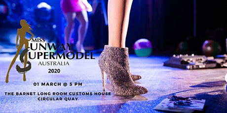 Miss Runway Supermodel Australia 2020 PreFinals tickets