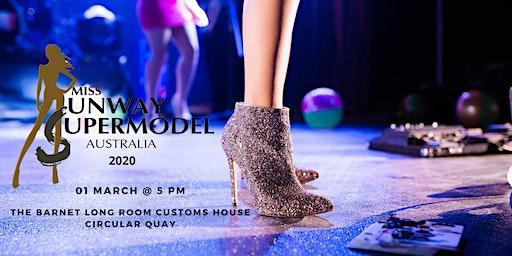 Miss Runway Supermodel Australia 2020 PreFinals