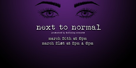 Next To Normal tickets