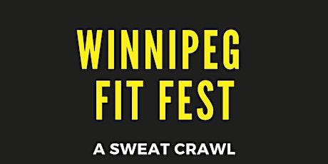 Winnipeg Fit Fest tickets