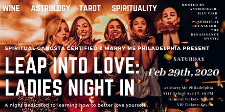 Leap Into Love: Ladies Night In- A Night Dedicated To Learning How To Better Love Yourself tickets