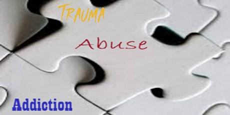 Webinar:Numbing the Pain: The Connection between Addiction, Abuse  & Trauma tickets