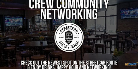 Networking Happy Hour at Streetcar Grille & Tavern tickets