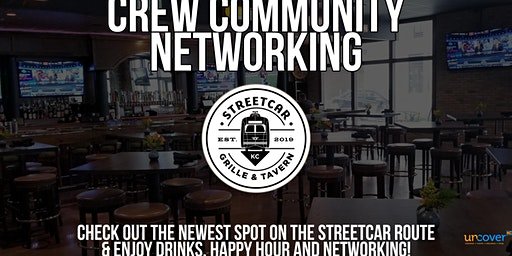 Networking Happy Hour at Streetcar Grille & Tavern