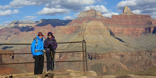 Walking the Wild:  Backpacking the Grand Canyon, with Dick Lambe