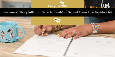 Business Storytelling : Turn Experiences Into Profitable Brand Stories tickets