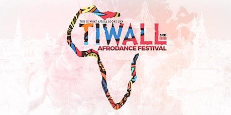 TiWall AfroDance Festival Amsterdam - Europe's Biggest AfroDance Event tickets