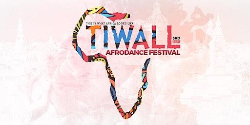 TiWall AfroDance Festival Amsterdam - Europe's Biggest AfroDance Event
