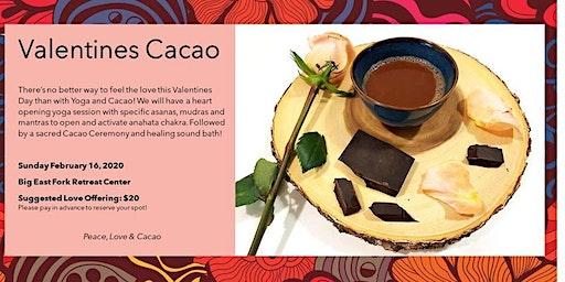 Valentine's Cacao Ceremony