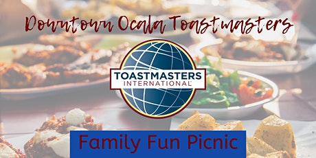 Toastmasters Family Fun Picnic tickets
