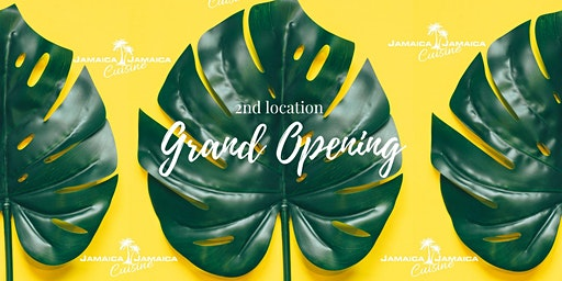 2nd Location Official Grand Opening