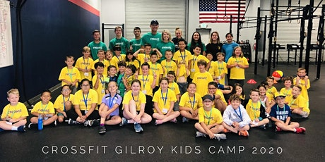 Crossfit Kids Camp tickets