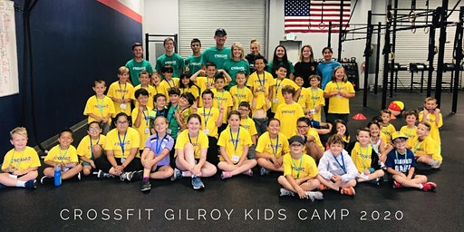 Crossfit Kids Camp
