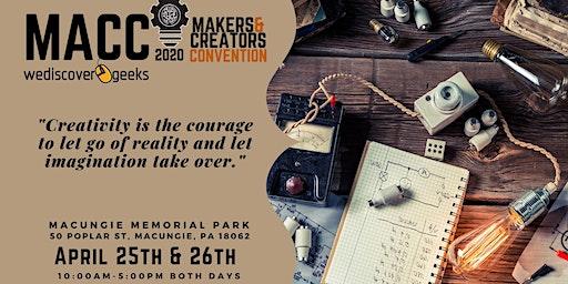 Makers & Creators Convention (MACC)