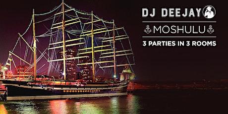 DJ Deejay Moshulu Boat Party tickets