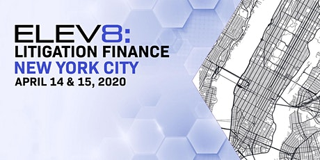 ELEV8: Finance Litigation | New York City | April 14-15 tickets