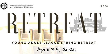 2020 YAL Spring Retreat**POSTPONED tickets