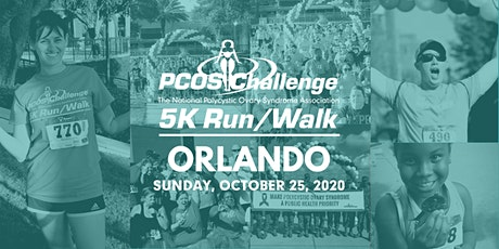 PCOS Walk 2020 - Orlando PCOS Challenge 5K Run/Walk tickets