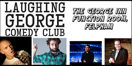 Laughing George Comedy Club 3rd April 2020 tickets