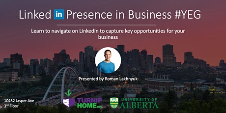 LinkedIn For Professionals tickets