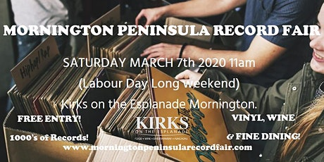 Mornington Peninsula Record Fair tickets