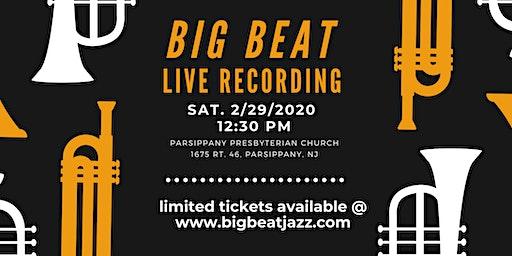 Big Beat Big Band Live Recording