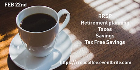 Retirement / income taxes & coffee tickets