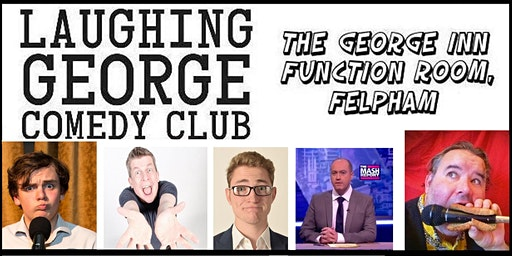 Laughing George Comedy Club 1st May 2020