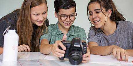 Kids & Teens Photography Skills Summer Camp tickets