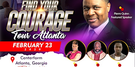 Find Your Courage Atlanta: Leadership Workshop tickets