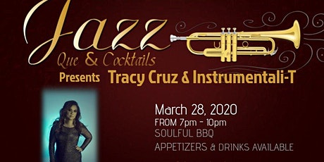 Jazz, Que, & Cocktails tickets