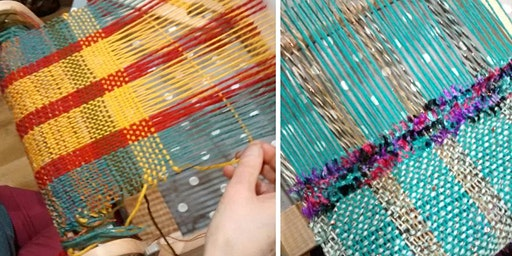 Weave a Scarf in a Day!