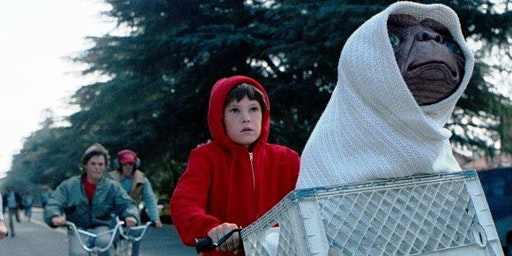 E.T. the Extra-Terrestrial (1982) - Second Showing