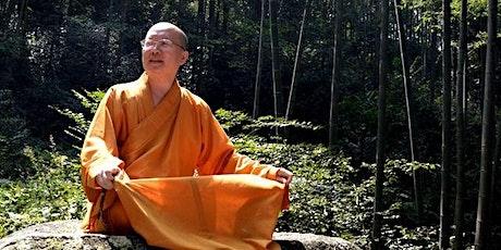 Three Day Meditation Retreat 三日禅 tickets