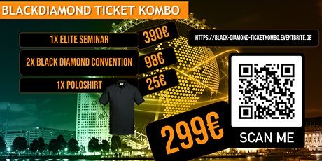 EliteSeminar + BlackDiamond Convention Tickets
