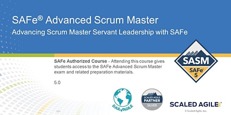 SAFe Advanced Scrum Master Training, Toronto, Canada tickets